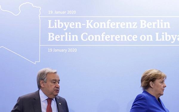 ბერლინის საერთაშორისო კონფერენციაზე ერთობლივი დეკლარაცია მიიღეს