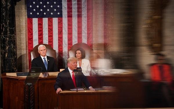 პრეზიდენტ დონალდ ტრამპის ერისადმი მიმართვის მთავარი გზავნილები