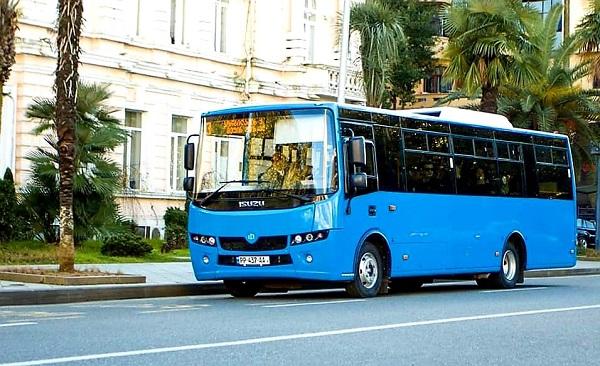 ბათუმში მუნიციპალური ავტობუსებისა და მიკროავტობუსების მუშაობა 29 მაისიდან განახლდება