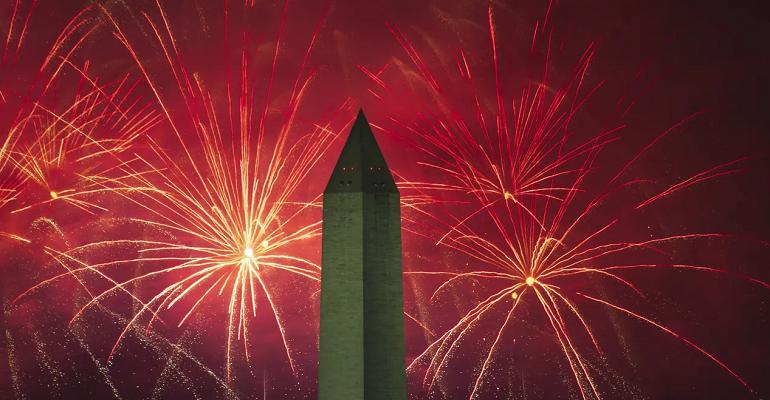 ამერიკის შეერთებული შტატების დამოუკიდებლობის დღე | ფოტოები